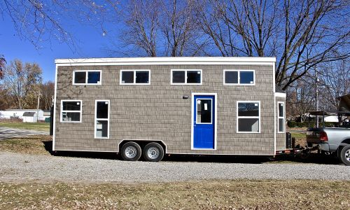 Featured Dreamlist: Tiny Houses On Wheels For Sale · 30u0027 Easy Shack Deluxe