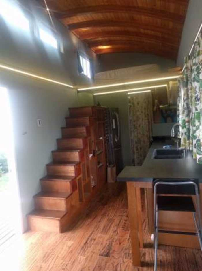 Custom Hand Made Tiny Home Tiny House For Sale In