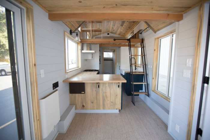 Wine Country Custom Tiny Home Tiny House For Sale In