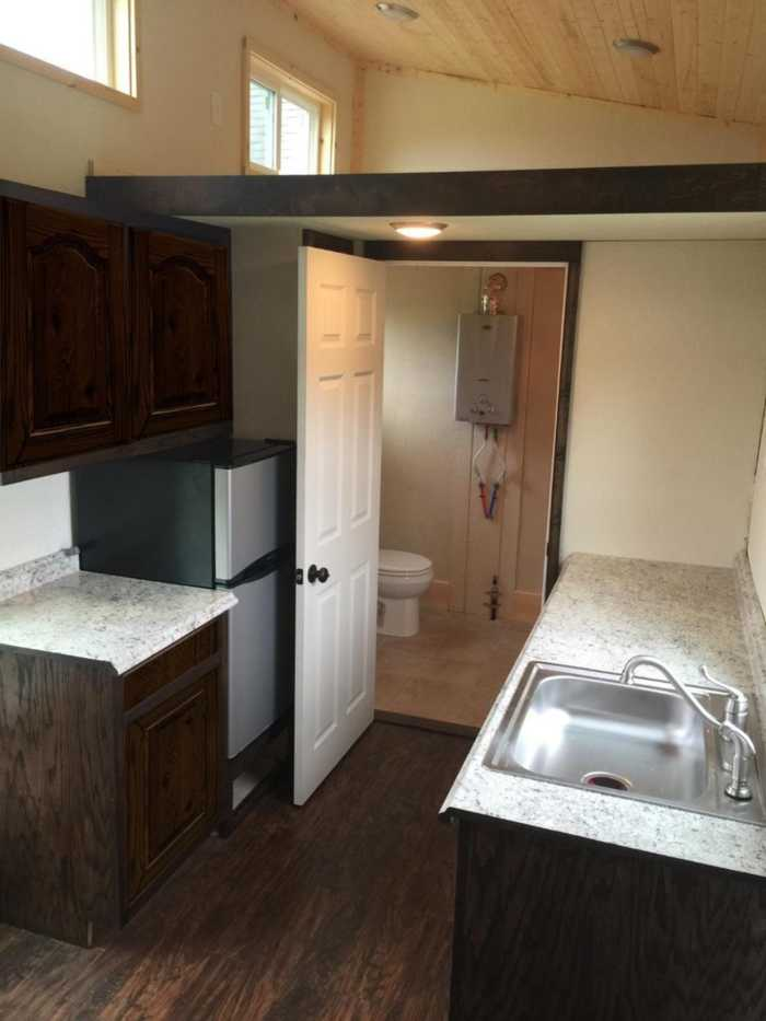 Tiny House On Wheels Tiny House For Sale In Springfield