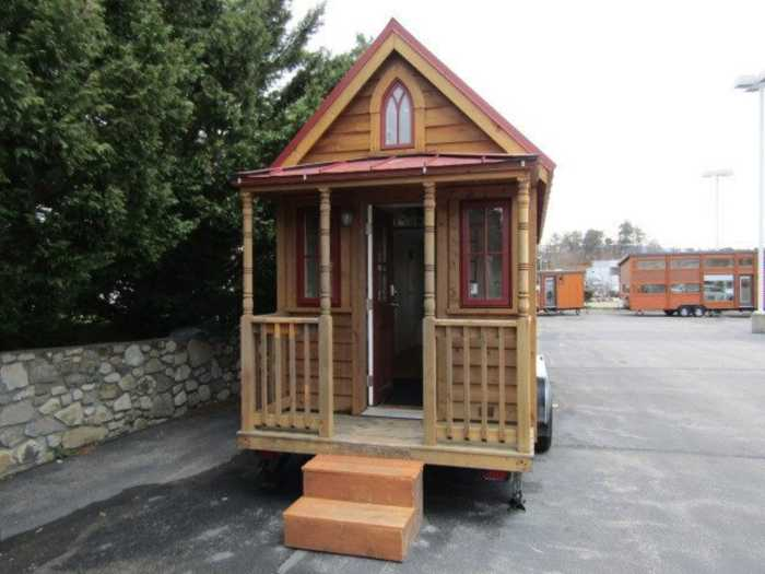 2014 Tumbleweed Elm Tiny House For Sale In
