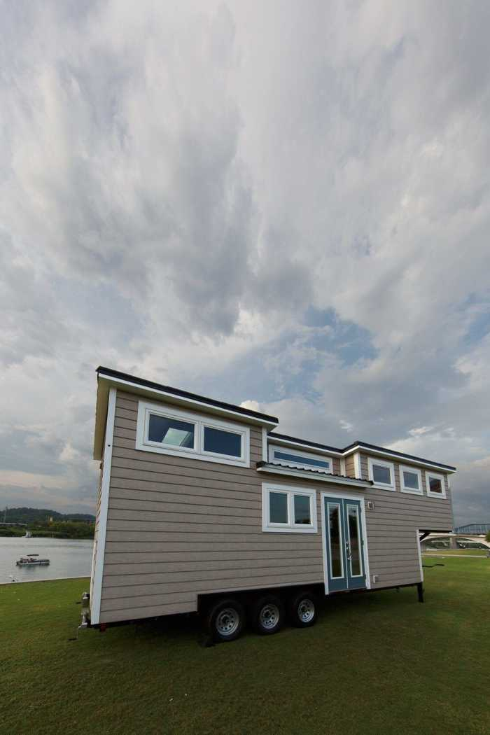 Quot The Lookout Quot Tiny House For Rent In Cleveland
