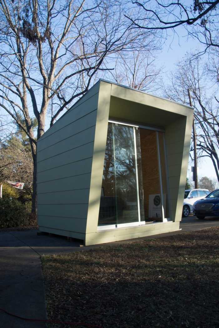 Tiny Office Tiny House For Sale In Charlotte North