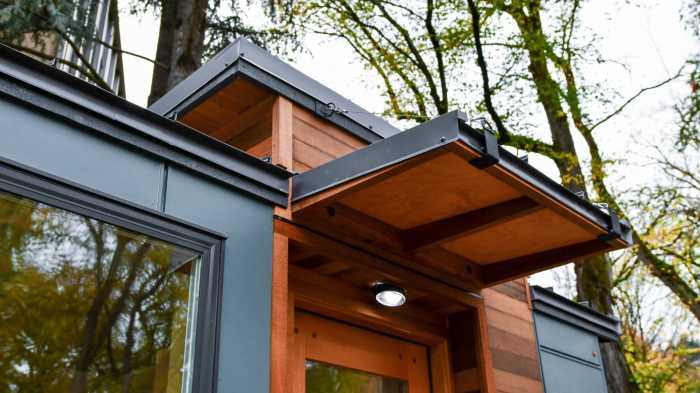 Modern 16 Ft Tiny With High End Finishes Tiny House For