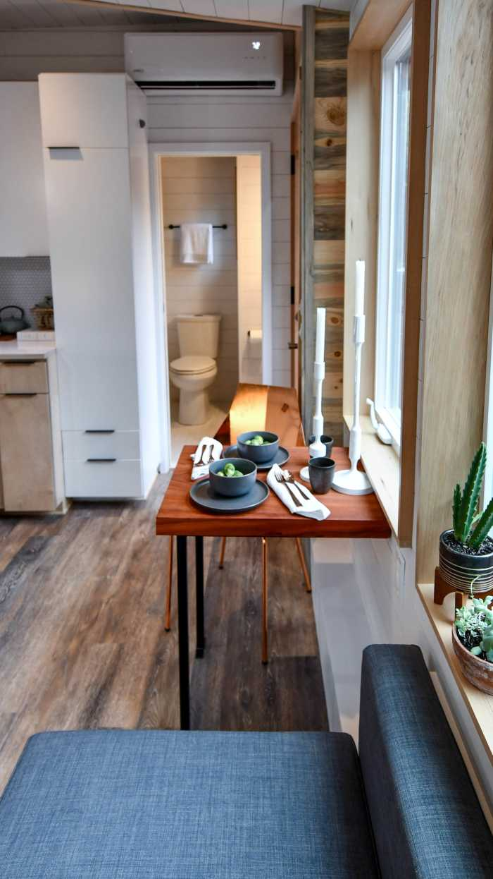 Modern 16 Ft Tiny With High End Finishes Tiny House For Sale In Santa Maria California Tiny House Listings
