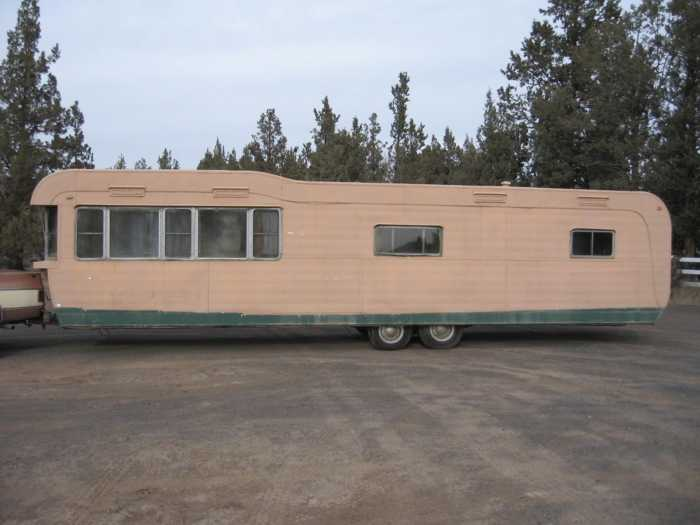 1956 Anderson 35 Ft Tiny House For Sale In Bend Oregon