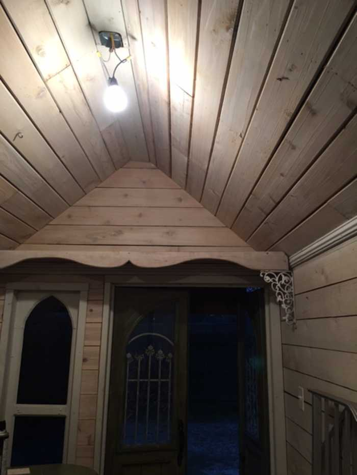 Victorian Style Tiny House Tiny House Shell For Sale In