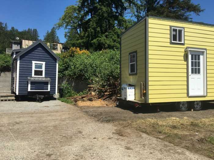 Tiny House For Rent South Seattle Tiny House For Rent