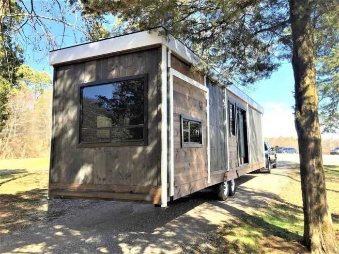 Tiny House On Wheels Turn Key Tiny House For Sale In