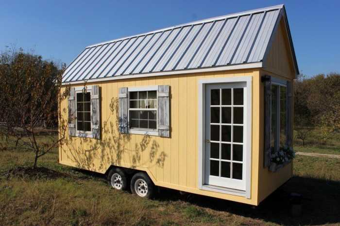 20′ Custom tiny house