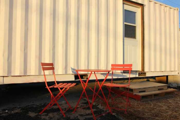 20 Foot Shipping Container Home Tiny House For Sale In