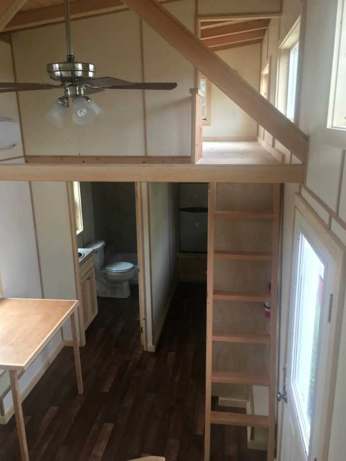 Bright Cheery Brand New Tiny House For Sale Tiny