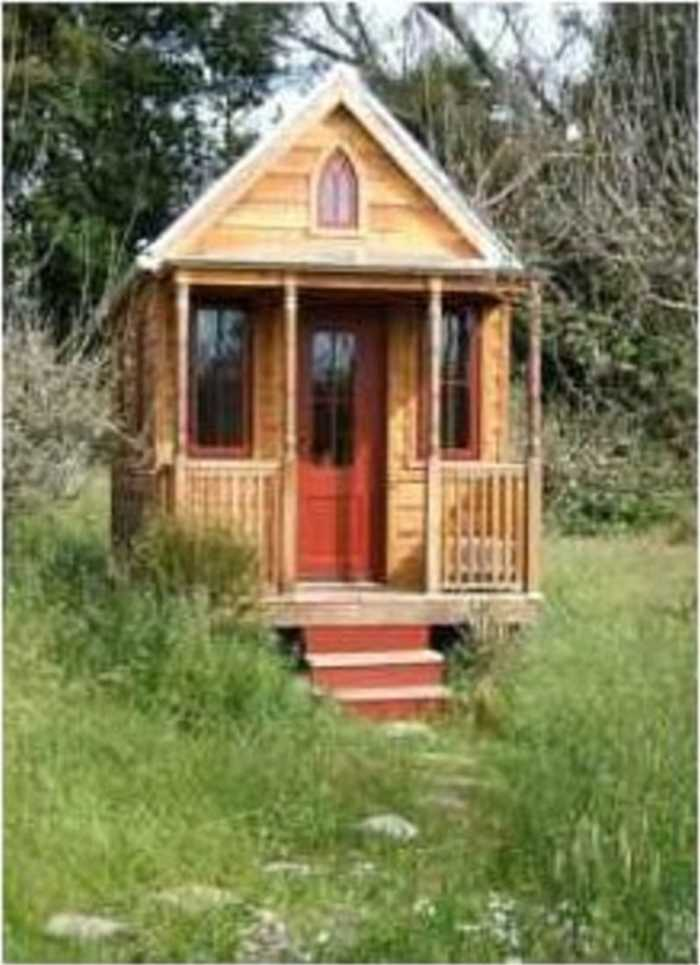 Tumbleweed Tiny House For Rent - Tiny House For Rent In Memphis