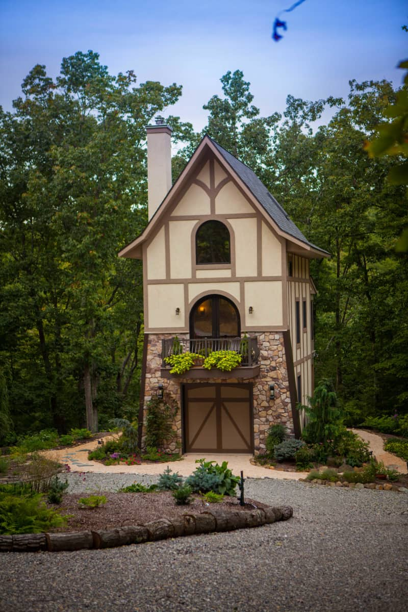 You Can Buy A Tiny House That Looks Exactly Like Rapunzel ...
