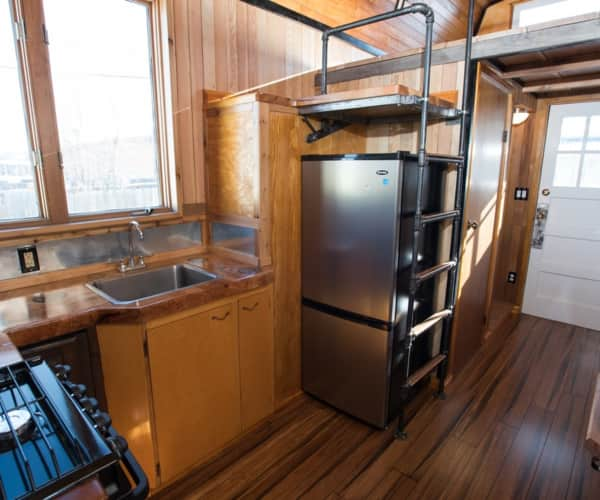 Handcrafted Tiny House for Sale in Missoula Montana Tiny House