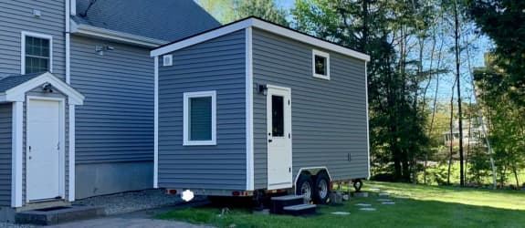Tiny Houses For Sale In Maine Tiny Houses For Sale Rent And Builders Tiny House Listings Tiny House Listings