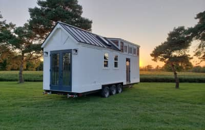 Dearlordplease By Kurt And Fran Tiny House Listings Tiny House