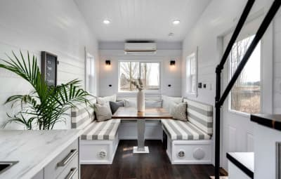 Stupendous Tiny Houses On Wheels For Sale By Tiny House Listings Tiny Interior Design Ideas Tzicisoteloinfo