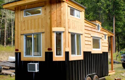 Tiny Houses On Wheels For Sale by Tiny House Listings - Tiny House on tiny mobile house plans, tiny mobile house designs, tiny mobile home,