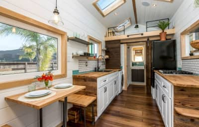 Tiny Houses On Wheels For Sale by Tiny House Listings - Tiny House