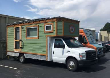 Travel Ready Travco 220 Restored Renovated And