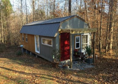 Custom Shipping Container Tiny Home Tiny House For Sale
