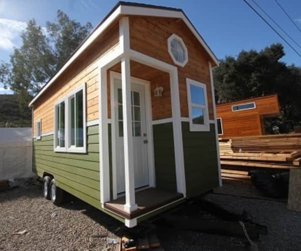8.5u0027 X 22u0027NW BUNGALOW SINGLE Loft Tiny House. San Diego ...