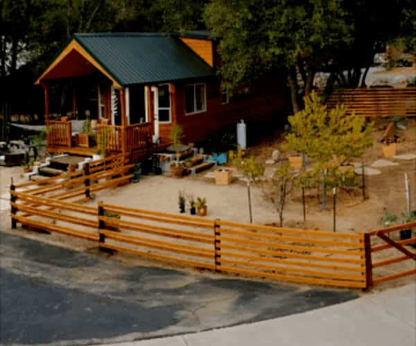 Park Model Cabin With Loft *Price Reduced*. Three Rivers, California