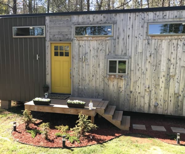 28u0027 Modern Tiny House On Wheels PRICE REDUCED!