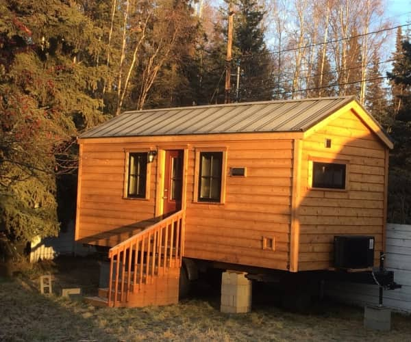 Used tumbleweed tiny house for sale