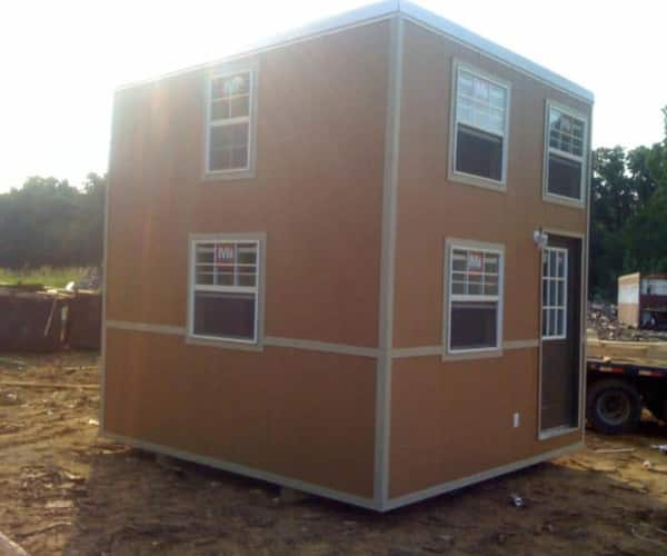 tiny house customs. Slabtown Customs Cube Tiny House