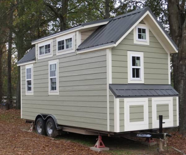 tiny house on wheels for sale - Tiny Houses Real Estate