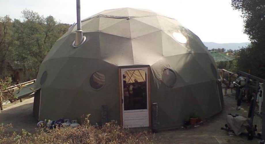 Geodesic Dome For Sale Tiny House For Sale In North Fork