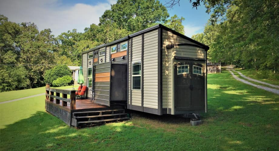 Turn Key Luxury Tiny House On Wheels Tiny House For Sale In