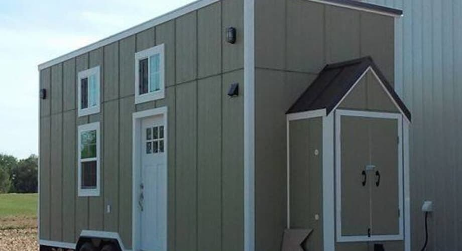 Harvest Moon in MO - Tiny House for Sale in Fairdealing, Missouri - Tiny  House Listings