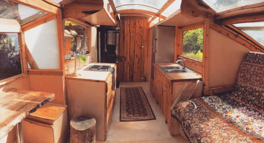 Sunray Kelly Custom Design 20ft Gypsy Wagon Tiny House