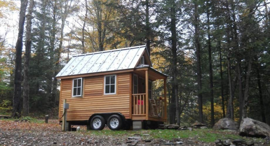 Tumbleweed Tiny House For Sale With Land