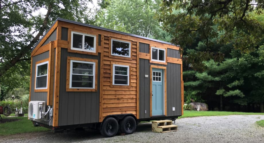Newly Listed Tiny House Ready To Go Move Where You Want Tiny