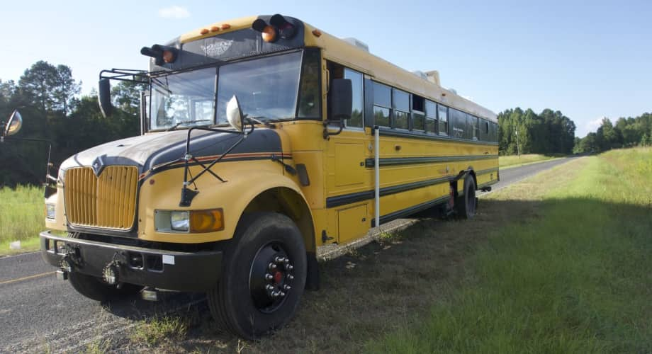 the beast bus skoolie conversion converted bus for sale in