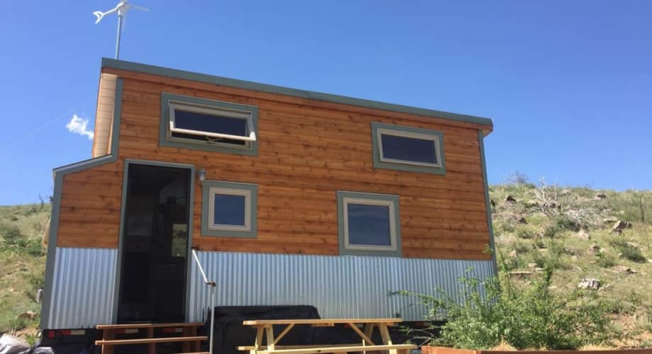 Blue Moon Fully Furnished Off Grid Functional As Seen On Airbnb