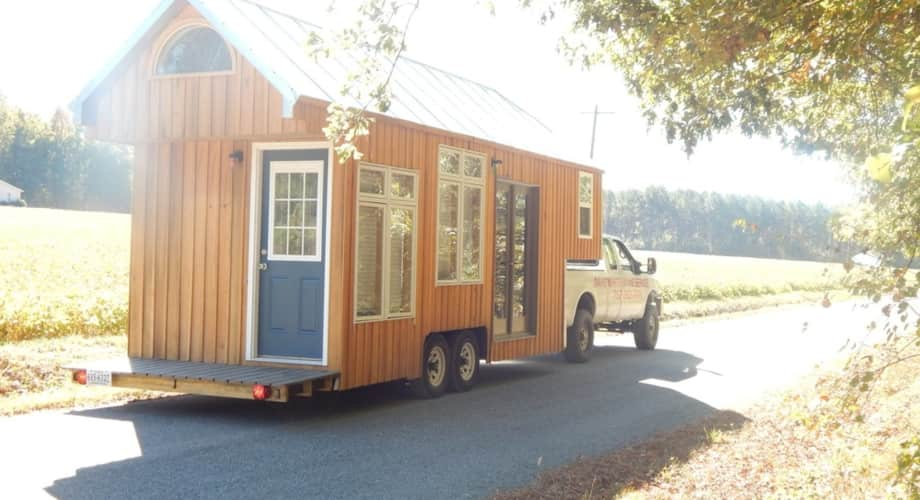 26 Fifth Wheel Tiny House Tiny House For Sale In
