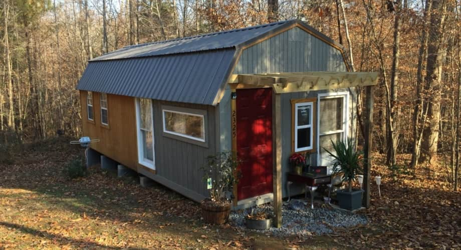 12x32 Tiny House Cottage Tiny House For Sale In