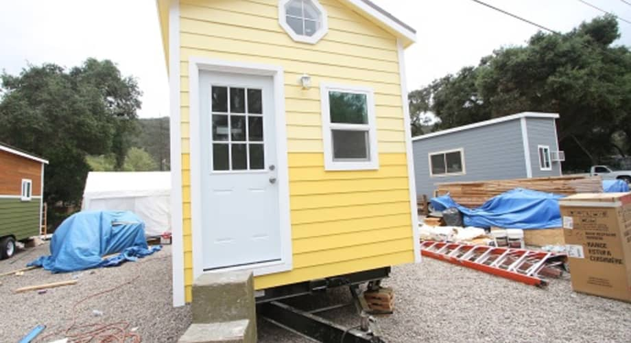8 5 X 22 Custom Mobile Cottage Tiny House Bungalow