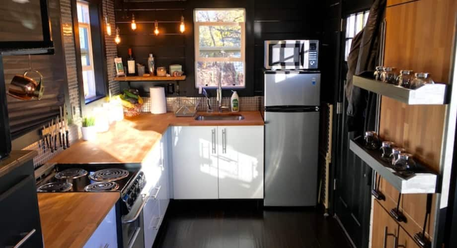 Modern Hgtv Tiny House Move In Ready Tiny House For Sale In