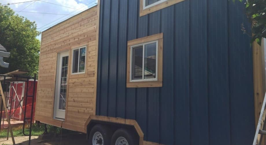 Mouse House Tiny Houses Tiny House For Sale In Edmonton