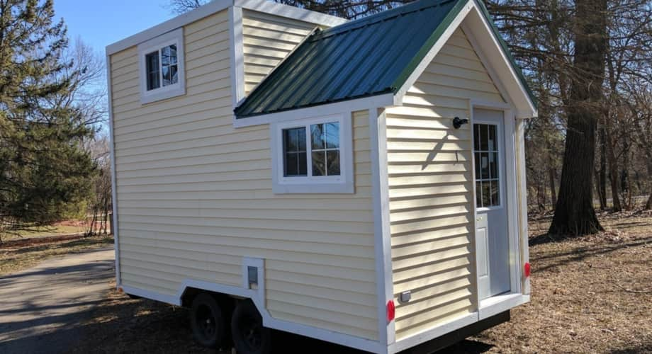 18 Tiny House Brand New And Ready To Go Tiny House For Sale In