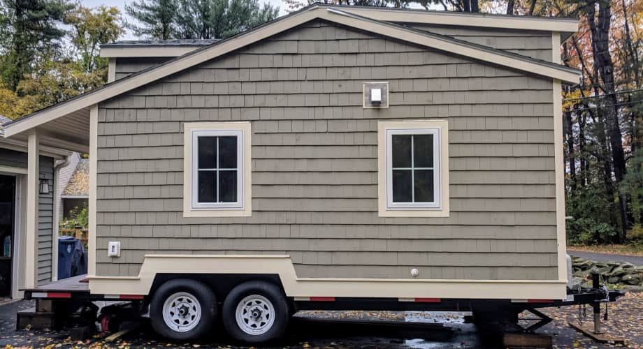 20 Ft Craftsman Style Tiny House, NH