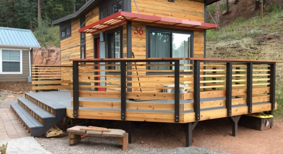 2016 Modern Eco Friendly Tiny Home Tiny House For Sale In Null