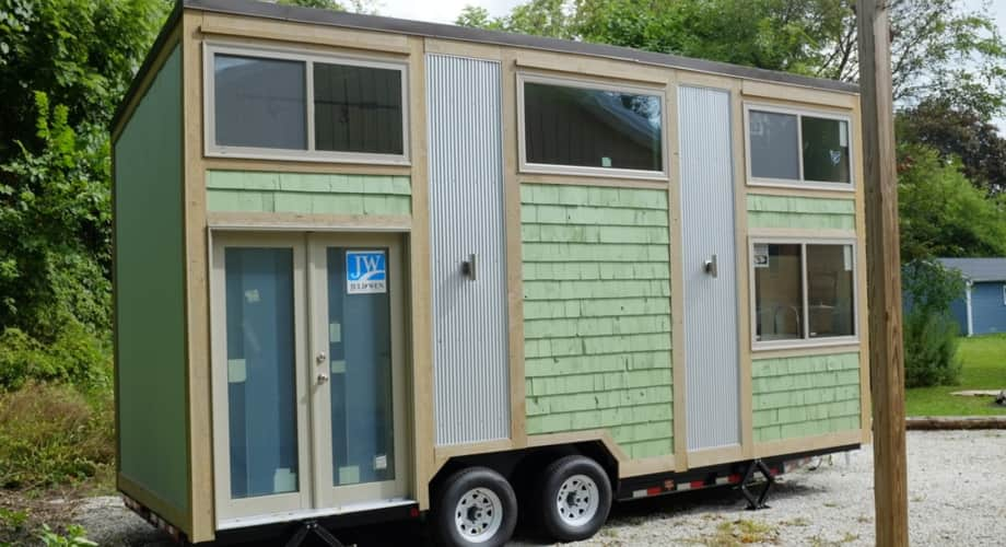 22 Dream Cabin Tiny House For Sale In Chippewa Lake