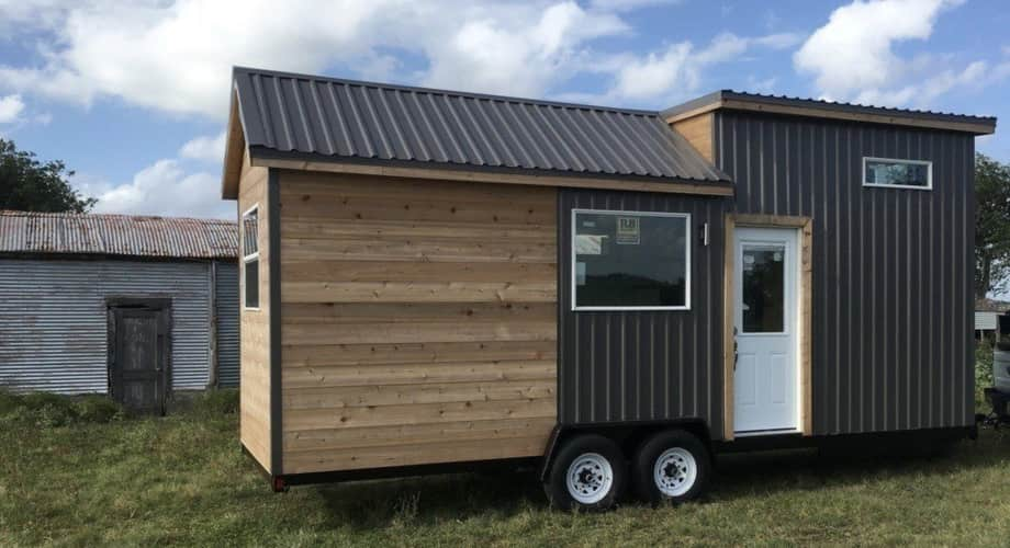The Brazos Tiny House For Sale In Corpus Christi Texas